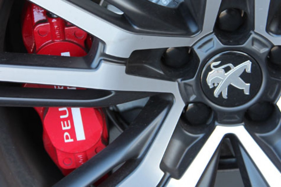 Garage Burgana - Peugeot rapide